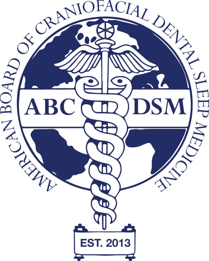 American Board of Craniofacial Dental Sleep Medicine (ABCDSM) logo