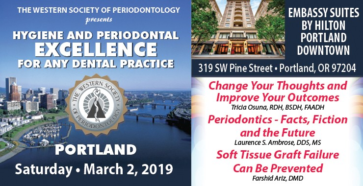 Hygiene And Periodontal Flyer March 2 2019